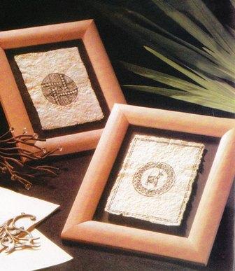 cuadros con diseños etnicos