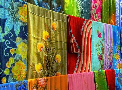 Procedimiento de batik