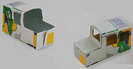 Fabricar un coche de juguete