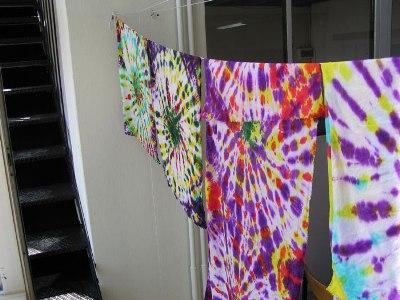 cortina hippie