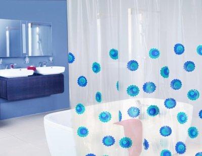 limpieza de cortinas baño