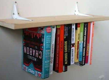 Libros flotantes