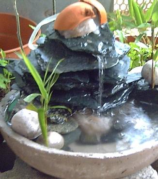 fuente feng shui