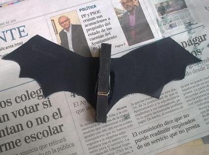 Crear un murciélago