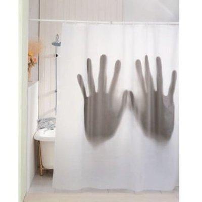 manualidades cortina ducha