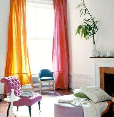 manualidades cortinas