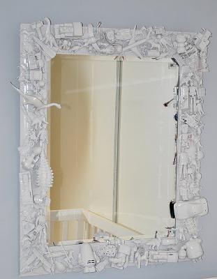 manualidades espejo