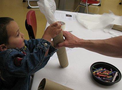 Crear un palo de agua